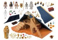 Playmobil: History - Pharaoh's Pyramid image
