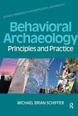 Behavioral Archaeology by Michael B Schiffer image