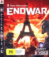 Tom Clancy's EndWar for PS3