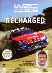 Recharged - 2004 FIA World Rally Championship on DVD