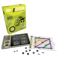 ThinkFun :CODE: Robot Repair Game