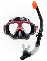 Intex: Surf Rider - Mask & Snorkel Swim Set