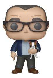 Modern Family - Jay (with Dog) Pop! Vinyl Figure