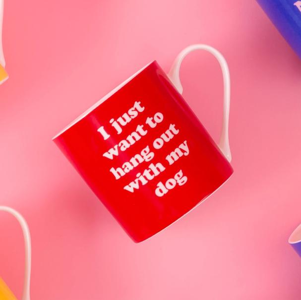 Yes Studio: Ceramic Mug - Dog
