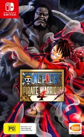 One Piece: Pirate Warriors 4 for Switch image
