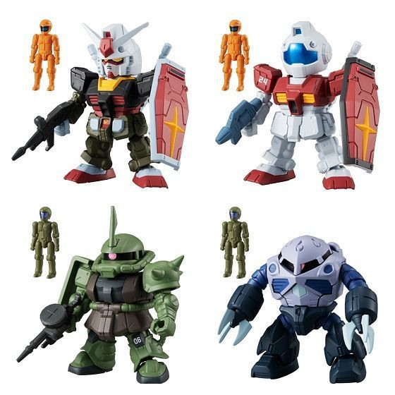 Mobile Suit Gundam Micro Wars SP - Blind Box
