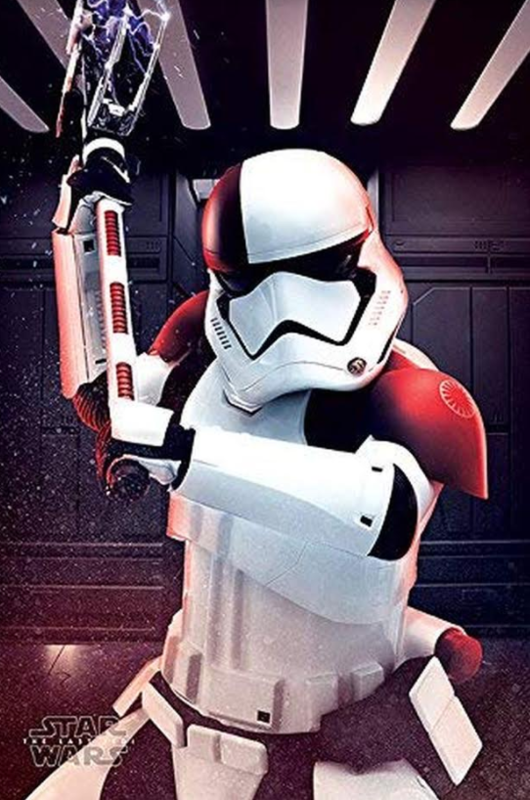 Star Wars: The Last Jedi Maxi Poster - Stormtrooper Executioner (679)
