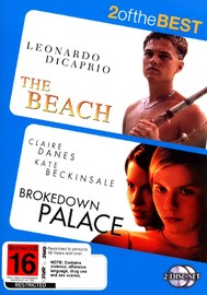 Beach, The / Brokedown Palace - 2 Of The Best (2 Disc Set) on DVD image