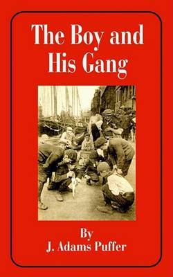 The Boy and His Gang by J. Adams Puffer image