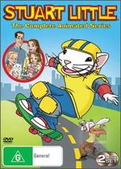 Stuart Little - The Complete Animated Series (2 Disc Set) on DVD