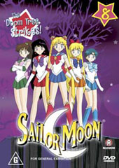 Sailor Moon - 8 on DVD