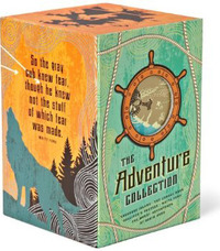 The Adventure Collection Boxed Set (5 Classics) by Jonathan Swift
