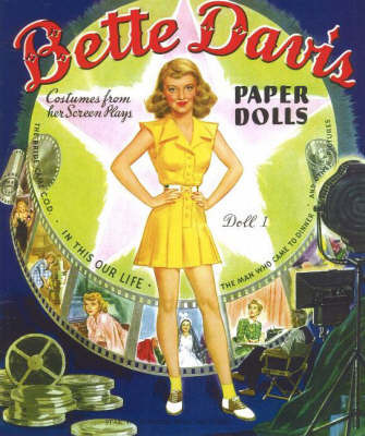 Bette Davis Paper Dolls by Jenny Taliadoros