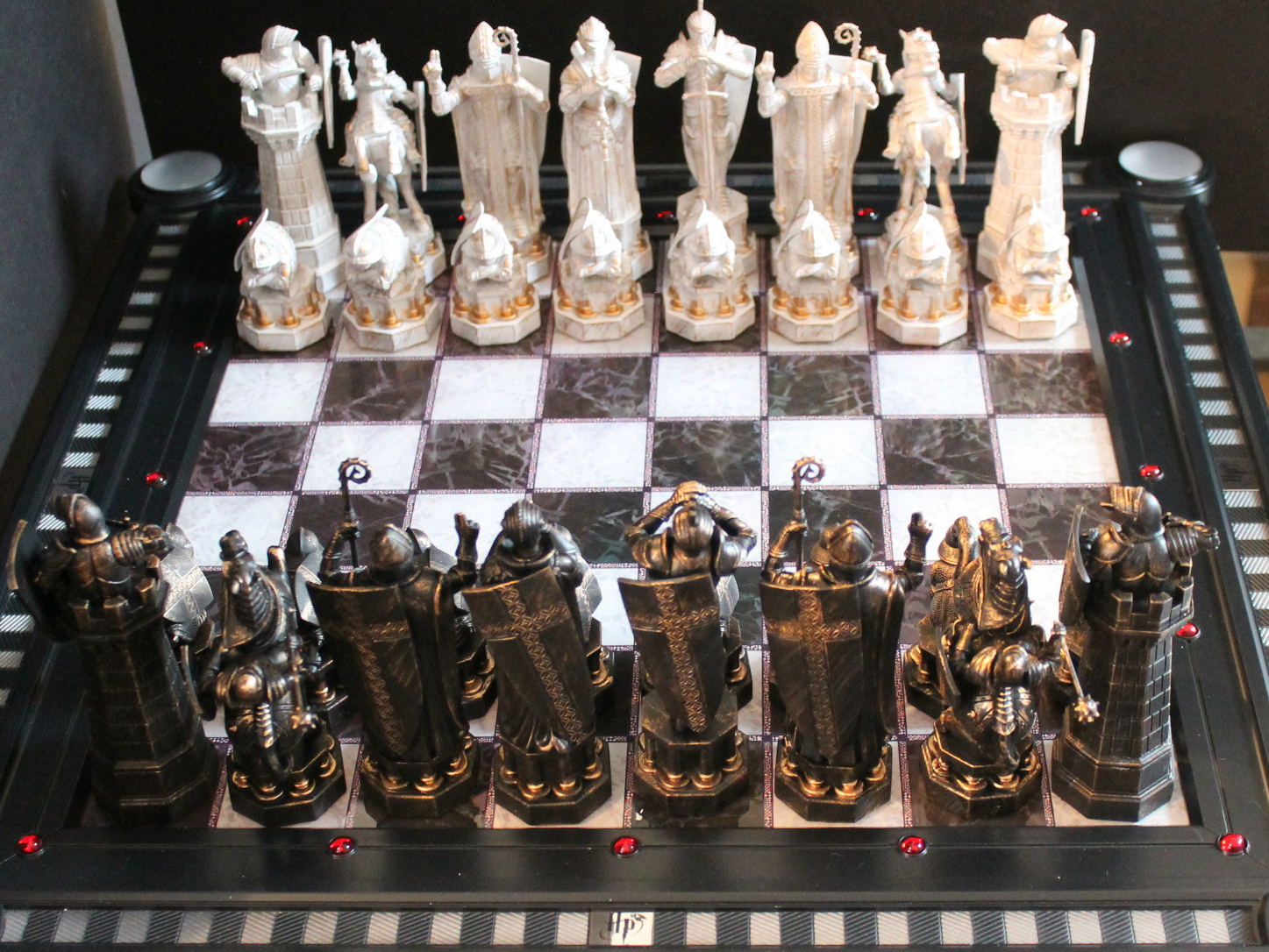 Harry Potter Final Challenge Chess Set At Mighty Ape