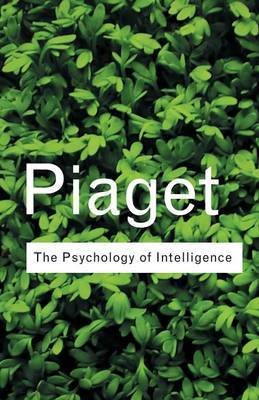 The Psychology of Intelligence by Jean Piaget
