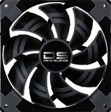 120mm Aerocool DS Case Fan - Black