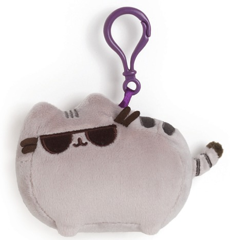 Pusheen: Sunglass Pusheen Backpack Clip