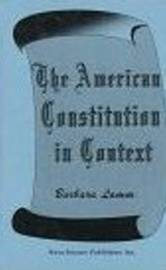 American Constitution in Context by Barbara Lamm image