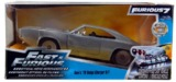 Jada: 1/24 Dom's Bare Metal Charger - Diecast Model