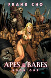 Apes and Babes by Frank Cho
