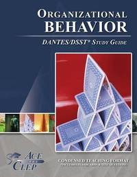 organizational behavior study guide Organizational behavior is the study and application of knowledge about how people, individuals, and groups act in organizations it does this by.