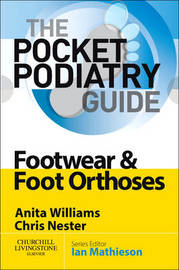 Footwear and Foot Orthoses by Anita Ellen Williams image