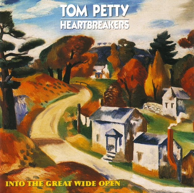 Into The Great Wide Open (LP) by Tom Petty And The Heartbreakers