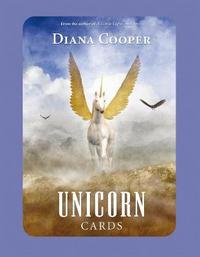 The Unicorn Cards by Diana Cooper