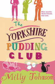 The Yorkshire Pudding Club by Milly Johnson image