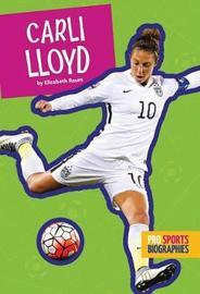 Carli Lloyd by Elizabeth Raum