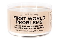 Whiskey River Co: A Candle For First World Problems
