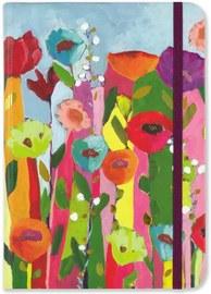 Peter Pauper Press: Small Journal - Brilliant Floral