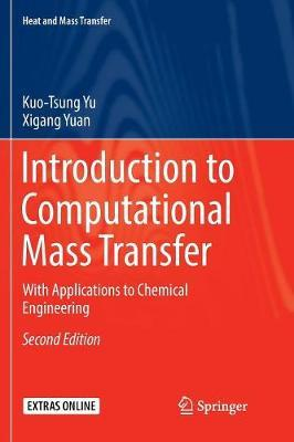 Introduction to Computational Mass Transfer by Kuo-Tsung Yu
