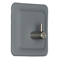 THE ARNOLD - Hook Tile | Grey