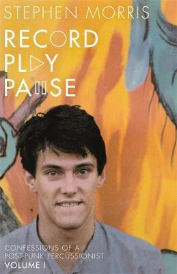 Record Play Pause by Stephen Morris