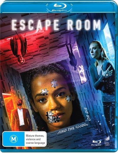 Escape Room (2018) on Blu-ray image