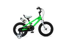 "RoyalBaby: BMX Freestyle - 14"" Bike (Green)"