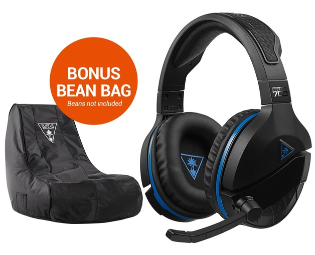Turtle Beach Ear Force Stealth 700P Gaming Headset for PS4