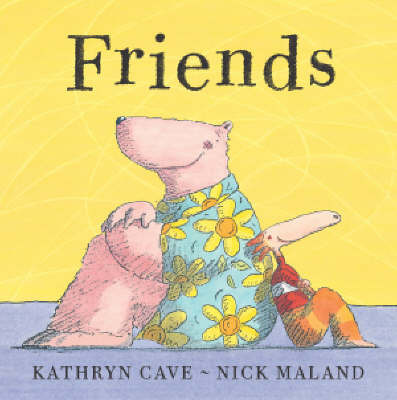 Friends by Kathryn Cave image