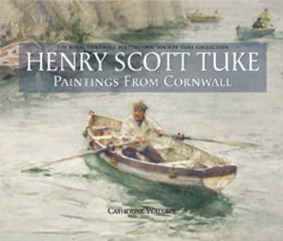 Henry Scott Tuke Paintings from Cornwall by Catherine Wallace image