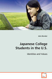 Japanese College Students in the U.S. by John Brender image