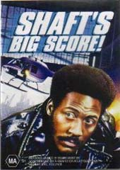 Shaft's Big Score on DVD
