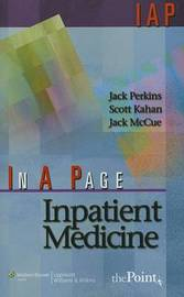 In A Page Inpatient Medicine by Jack Perkins