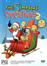 The Simpsons - Christmas Collection on DVD image