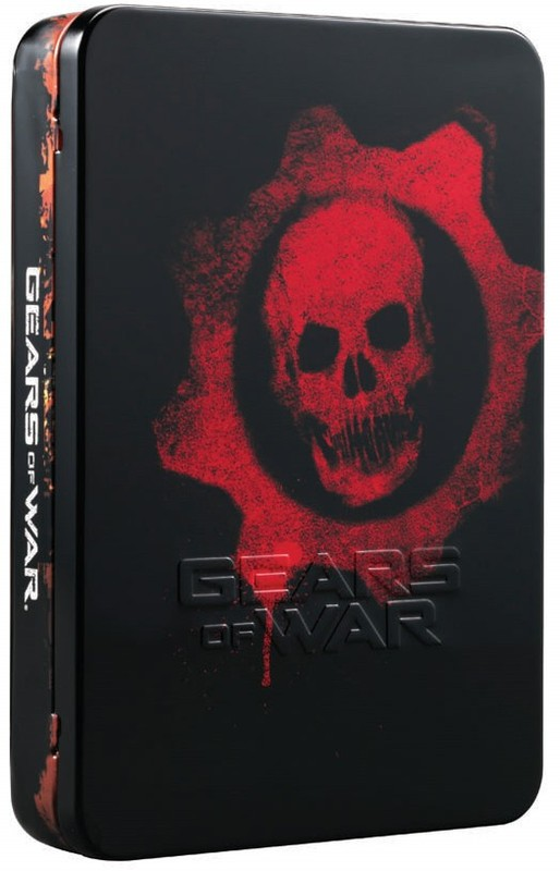 Gears of War Collector's Edition for Xbox 360