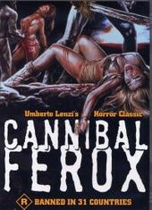 Cannibal Ferox (AKA Woman From Deep River) on DVD