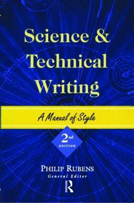 Science and Technical Writing by Philip Rubens image
