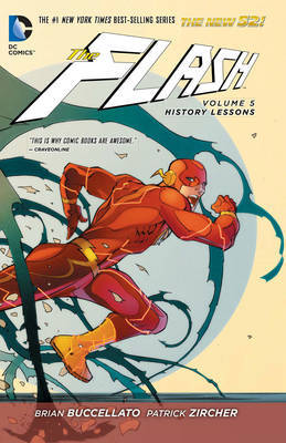 The Flash Vol. 5 History Lessons (The New 52) by Brian Buccellato