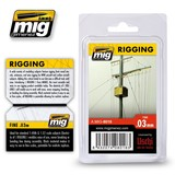 Ammo of Mig Jimenez Rigging: Fine 0.03mm