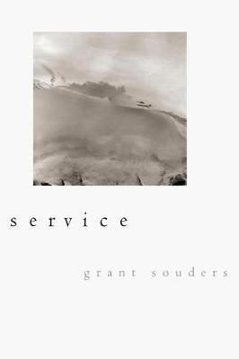 Service: Poems by Grant Souders image